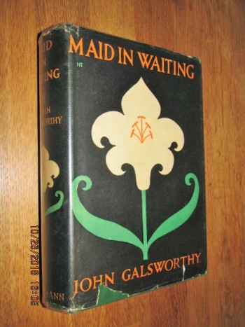 Image for Maid in Waiting 1931 First Edition Hardback in Dustjacket