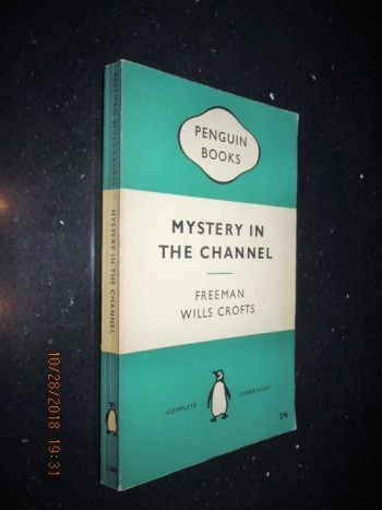 Image for Mystery in the Channel Penguin First Edition