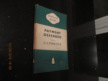 Image for Payment Deferred First Edition Penguin