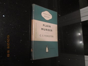 Image for Plain Murder First Edition Penguin