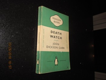 Image for Death Watch First Edition Penguin