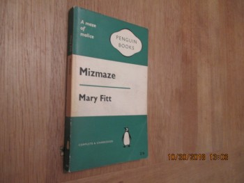 Image for Mizmaze First Edition Penguin