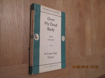 Image for Over My Dead Body First Edition Penguin