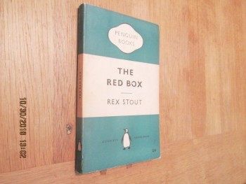 Image for The Red Box First Edition Penguin