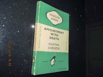 Image for Appointment with Death First Edition Penguin