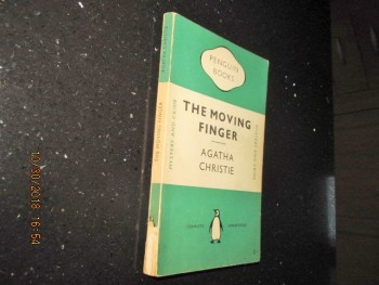 Image for The Moving Finger First Edition Penguin