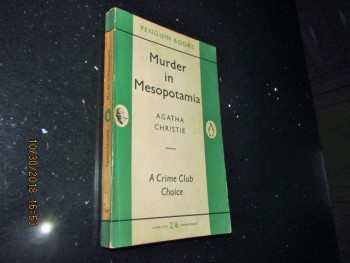 Image for Murder in Mesopotamia First Edition Penguin