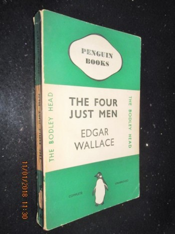 Image for The Four Just Men 1936 Edition Penguin