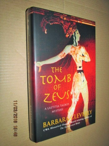 Image for The Tomb of Zeus Signed First Edition Hardback in Dustjacket