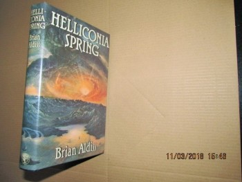Image for Helliconia Spring First Edition Hardback in Dustjacket