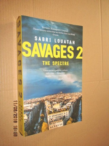 Image for Savages 2 the Spectre Unread Fine First Edition Paperback Original