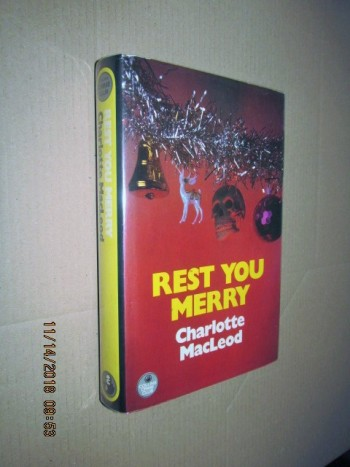 Image for Rest You Merry First Edition Hardback in Dustjacket