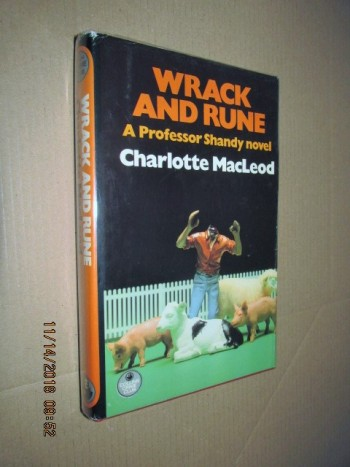 Image for Wrack and Rune First Edition Hardback in Dustjacket