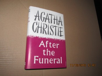 Image for After the Funeral Facsimile Edition with Wrap-band