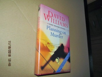 Image for Planning On Murder Signed First Edition Hardback in Dustjacket