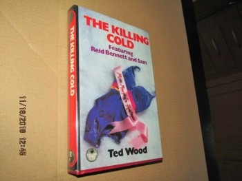Image for The Killing Cold First Edition Hardback in Dustjacket