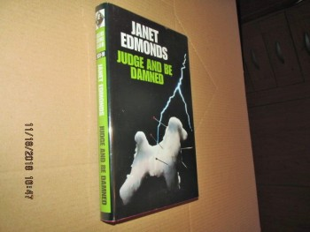 Image for Judge and be Damned First Edition Hardback in Dustjacket