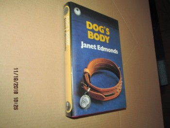 Image for Dog's Body First Edition Hardback in Dustjacket
