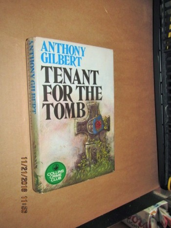 Image for Tenant for the Tomb First Edition Hardback in Dustjacket