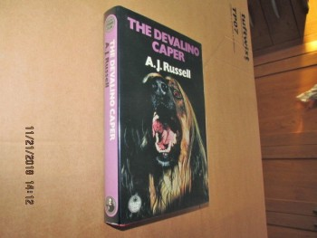 Image for The Devalino Caper First Edition Hardback in Dustjacket
