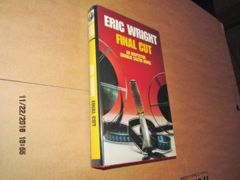 Image for Final Cut First Edition Hardback in Dustjacket