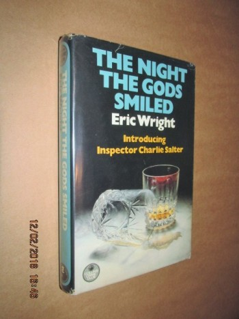 Image for The Night the Gods Smiled SIGNED First Edition Hardback in Dustjacket