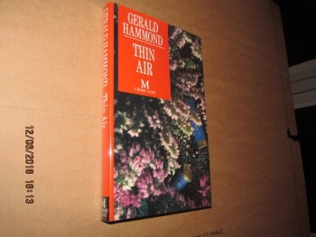 Image for Thin Air First Edition Hardback in Dustjacket