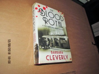 Image for The Blood Royal Signed First-Lined Dated First Edition Hardback in Dustjacket