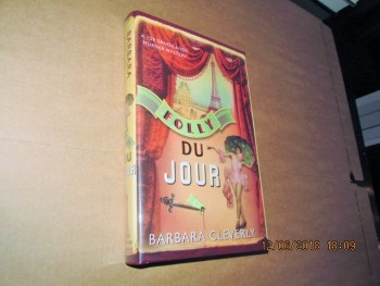 Image for Folly Du Jour Signed First Edition Hardback in Dustjacket Igned