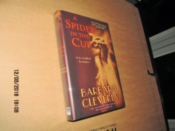 Image for A Spider in the Cup Signed Lined Dated First Edition Hardback in Dustjacket