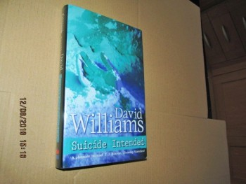Image for Suicide Intended Signed First Edition Hardback in Dustjacket