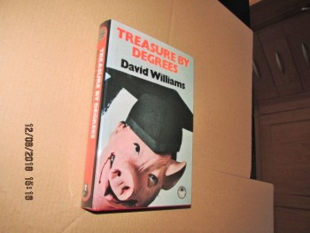 Image for Treasure By Degrees First Edition Hardback in Dustjacket