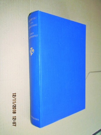Image for Glimpses and Refelctions 1937 First Edition Hardback