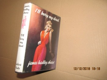Image for I'll Bury My Dead First Edition Hardback  in Dustjacket