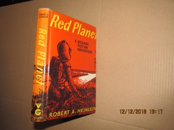 Image for Red Planet First Edition Hardback in Dustjacket