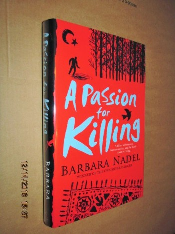 Image for A Passion for Killing Signed First Edition Hardback in Dustjacket