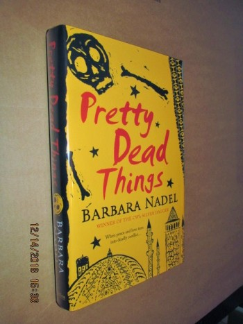 Image for Pretty Dead Things Signed First Edition Hardback in Dustjacket