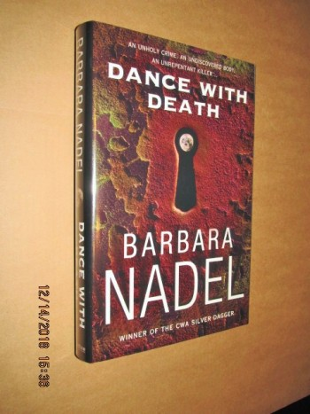 Image for Dance with Death Signed First Edition Hardback in Dustjacket