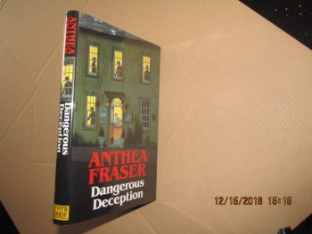 Image for Dangerous Deception First Edition Hardback in Dustjacket
