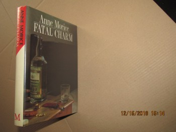 Image for Fatal Charm First Edition Hardback in Dustjacket