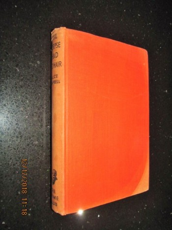 Image for The Corpse Had Red Hair First Edition Hardback