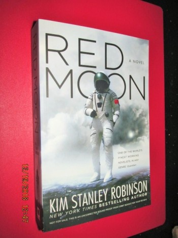 Image for Red Moon  Advance Uncorrected Proof Copy