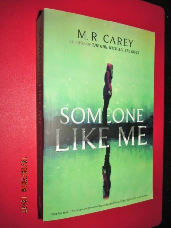 Image for Someone Like Me Advance Uncorrected Proof Copy