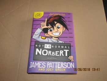 Image for Not So Normal Norbert First Edition Hardback in Dustjacket