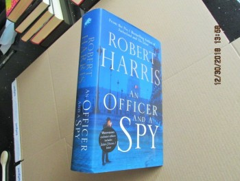 Image for An Officer and a Spy Waterstone's Exclusive with Zola's Letter First Edition Hardback in Dustjacket
