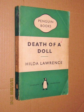 Image for Death of a Doll First Printing Penguin Paperback