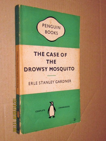 Image for The Case of the Drowsy Mosquito First Printing Penguin Paperback