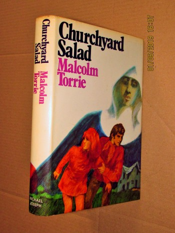 Image for Churchyard Salad 1969 First Edition Hardback in Dustjacket