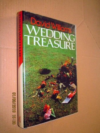 Image for Wedding Treasure First Edition Hardback in Dustjacket