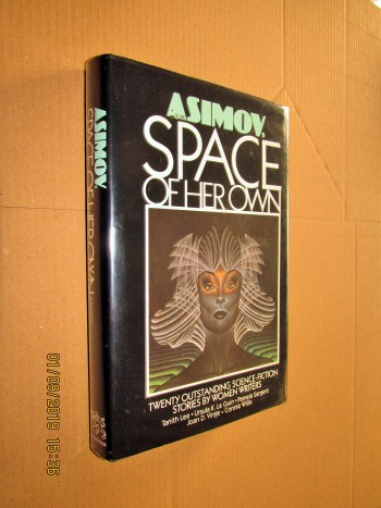 Image for Asimov's Space of Her Own US First Edition Hardback in Dustjacket with Review Slip